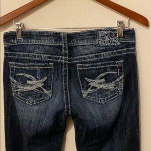 Silver Jeans Jeans - Silver Berkley straight 28/32